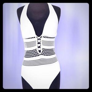 Women's one piece bathing suit